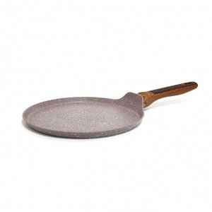 Сковорода блинная, аллюминиевая, 24 см