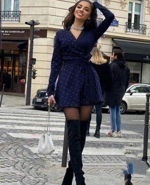Платье ТКАНЬ : ВЕЛЮР