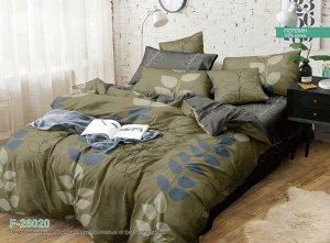 Постельное белье из Поплина 2 спальное