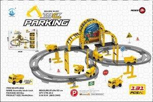 Игровой набор Автотрек OBL838489 679-402A (1/24)
