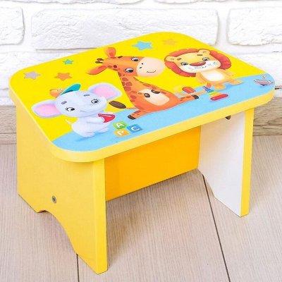 Академия мебели — весеннее обновление — Детские стульчики — Прихожая и гардероб