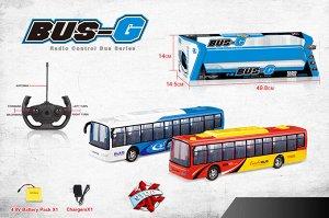 Автобус на р/у C808-H08445 666-695A (1/24)