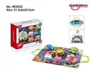 Игровой коврик OBL776880 HE0252 (1/12)