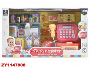 Кассовый аппарат в наборе ZY1147808 7905 (1/24)