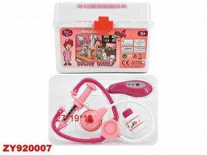 Игровой набор Доктор ZY920007 D1607A (1/24)