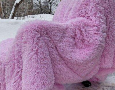 Модный гардероб для Плюсиков! Одежда от 42 до 70 р-ра — Мягкие пледы — Пледы и покрывала