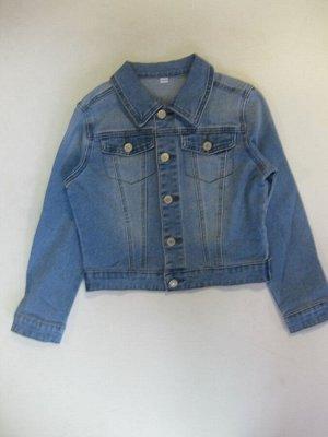 Куртка  синий для девочек