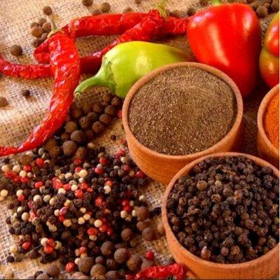 Приправы ТМ Волшебное дерево- новый вкус ваших блюд! — Перцы — Универсальные