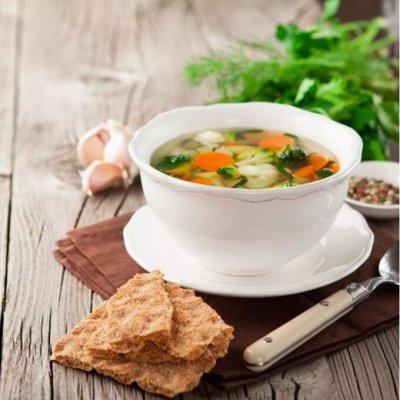 Приправы ТМ Волшебное дерево- новый вкус ваших блюд! — Супы и бульоны, каши — Быстрое приготовление