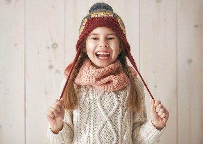 % Хлопок. Обновление: носочки, пижамы, халаты — Головные уборы, шарфы, перчатки — Головные уборы