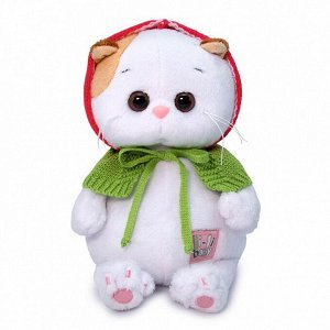 Ли-Ли BABY в вязаной накидке