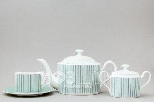 Сервиз чайный ф. Премиум рис. Чайная симфония, 14 предметов