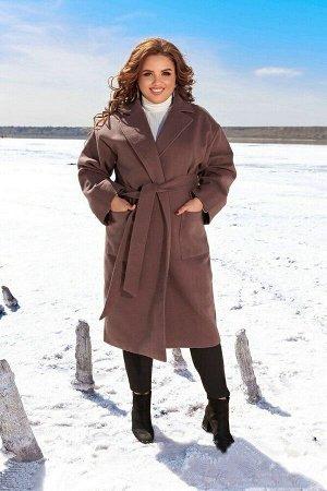Пальто Ткань: кашемир.