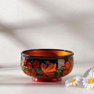 Чашка «Цветочки», средняя, 14x7,5 см