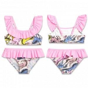GSAWL3221 купальный костюм для девочек