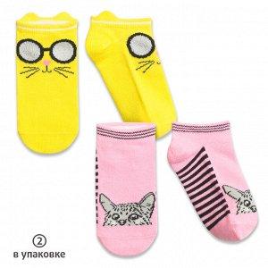GEGY3220(2) носки для девочек