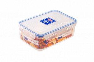 Контейнер пластиковый, прямоугольный  1,1,  д/пищ. прод.//3-1