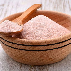 Соль розовая гималайская мелкий помол