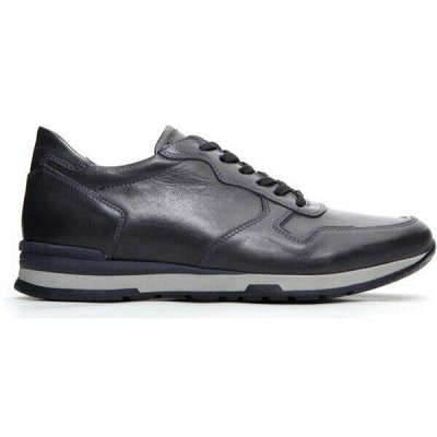Итальянская обувь Nero Giardini — Мужская коллекция весна-лето — Кожаные