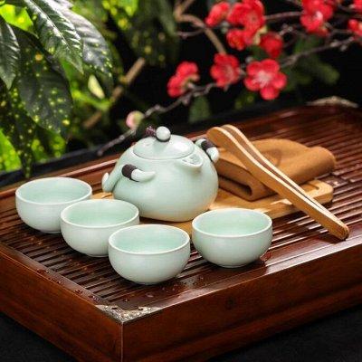 Посудное Хранение. Домашняя Выпечка и Кондитерка . — Наборы для чайной церемонии — Сервизы