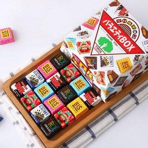 Тирол Чоко -Набор мини шоколадок ассорти в коробке:  172г, 27шт.