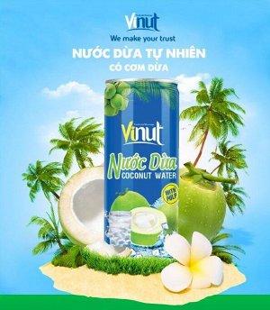 Вьетнамский напиток с соком кокоса, Vinut, 330 мл