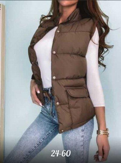 Fashion sale! Большая закупка женской одежды!   — Стильные Тёплые Жилетки — Жилеты