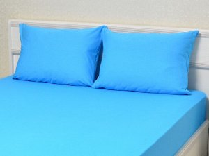 Комплект наволочек на молнии 70х70 Голубая лагуна
