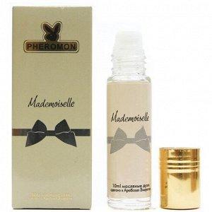 Аромат по мотивам Azzaro Mademoiselle pheromon For Women oil roll 10 ml