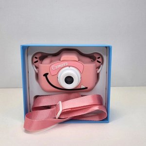 Детский фотоаппарат - Childrens Fun Camera с рогами