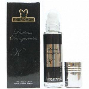 Аромат по мотивам Kilian Liaisons Dangereuses pheromon oil roll 10 ml