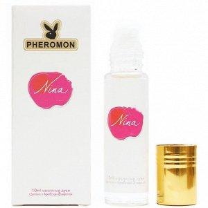 Аромат по мотивам Nina Ricci Nina pheromon For Women oil roll 10 ml