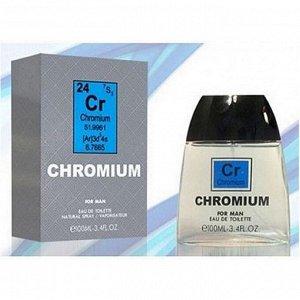Туалетная вода мужская B.L. Chromium, 100 мл