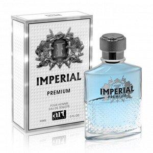 Туалетная вода мужская Imperial Premium, 90 мл