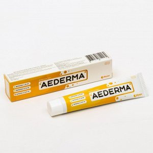 Крем для тела «Аедерма», витамины А, Е, Д, 50 мл