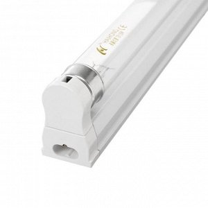 Светильник ультрафиолетовый бактерицидный, 15 Вт, с лампой в комплекте, до 30 м2