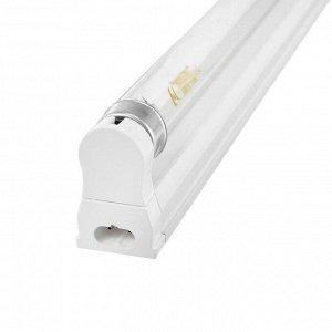 Светильник ультрафиолетовый бактерицидный, 30 Вт, с лампой в комплекте, до 75 м2