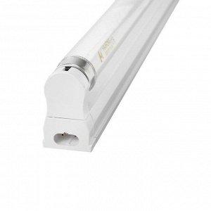 Светильник ультрафиолетовый бактерицидный, 40 Вт, с лампой в комплекте, до 90 м2
