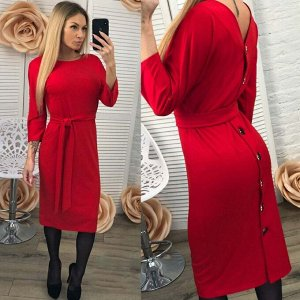Платье Ткань трикотаж, без гарантии цвета!