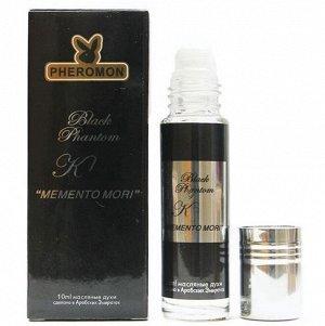 Аромат по мотивам Kilian Black Phantom pheromon oil roll 10 ml