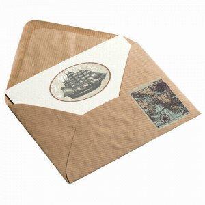 Наклейки для скрапбукинга ПУТЕШЕСТВИЕ из washi-бумаги, 64 штуки, 32 дизайна, ОСТРОВ СОКРОВИЩ, 662265