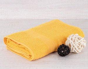 Полотенце 70 х140 желтый