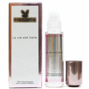 Аромат по мотивам Lancome La Vie Est Belle pheromon For Women oil roll 10 ml