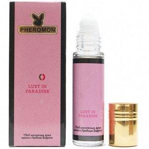 Аромат по мотивам Ex Nihilo Lust In Paradise pheromon For Women oil roll 10 ml