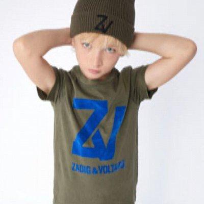 Z*adig&V*oltaire! AW21/22! Детский шик до 16 лет — Мальчики 14, 16 лет — Для юношей