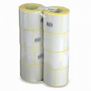 Этикетка ТермоТоп (58х40 мм), 700 этикеток в ролике, светостойкость до 12 месяцев.