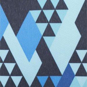 Сумка хозяйственная, трансформер, отдел на молнии, наружный карман, цвет синий