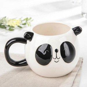 Кружка «Панда», 400 мл, рисунок МИКС