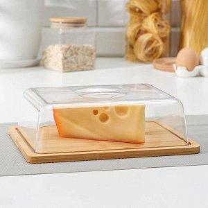 Сырница, 24?18,5?7 см, бамбук