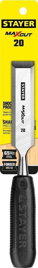 STAYER Max-Cut стамеска с пластиковой рукояткой